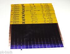 Microfich Ersatzteilkatalog Volvo LKW FL 10 Stand 02/1996