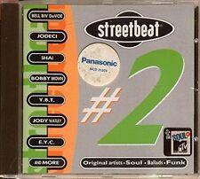 Streetbeat 2 (1993) Bell Biv Devoe, Jodeci, Shai, Bobby Brown, Jody Watle.. [CD]