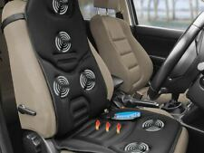 Ultimate Speed  car massage seat cover with ramote control 5 massage programs.