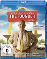 THE FOUNDER  (MICHAEL KEATON, NICK OFFERMAN, LAURA DERN, ...)  BLU-RAY NEUF