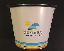 XXXX SUMMER BRIGHT - ICE BUCKET - COOLER - SUMMER - MANCAVE - BAR - BEER
