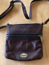 Fossil Brown Crossbody Handbag