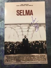 GFA Selma Movie Poster COMMON Signed Autographed 12x18 Photo C2 COA