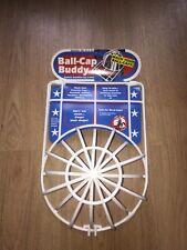 2 Tapa Sombrero Gorra Buddy XBALL Arandela Limpiador De Almacenamiento Rack de limpieza Gorra de béisbol dryin
