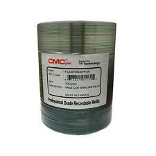 Taiyo Yuden CMC Pro concentrador de inyección de tinta 52X en Blanco Imprimible Discos CD-R (envoltura de 100)