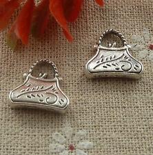 Free ship 180 pieces tibetan silver PURSE charms 15x14mm #2005