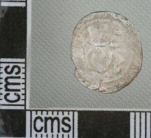 Great Britain England Edward I-IV Medieval Hammered Silver Penny Coin Canterbury