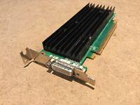 Nvidia Quadro NVS 290 DDR2 PCIe Graphics Card Low Profile Destop PC