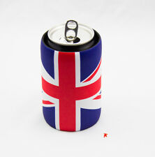 Union Jack Flag Design Can Cooler