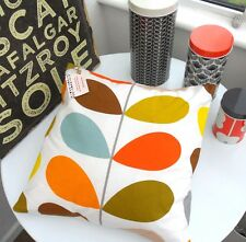 CUSHION COVER HANDMADE ORLA KIELY MULTI STEM QUILT FABRIC MULTISTEM nordic  sgt