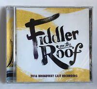 FIDDLER ON THE ROOF 2016 Broadway Reveival Cast Recording CD • Danny Burstein