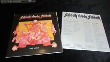 Black Sabbath – Sabbath Bloody Sabbath CASTLE/SANCTUARY CD metal doom hard rock
