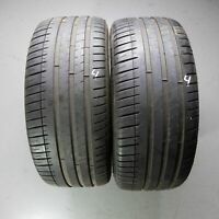 2x Michelin Pilot Sport 3  245/40 R19 98Y DOT 0715 Sommerreifen 6 mm