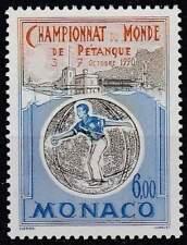 Monaco postfris 1990 MNH 1979 - WK Petanque