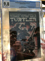 Teenage Mutant Ninja Turtles #1 cgc 9.8 WP Insight 2014