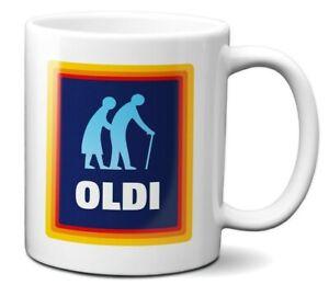 Baldi Funny Humour Joke Birthday Christmas Coffee Tea Mug Gift 11oz Ceramic