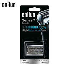 Braun 70S Series 7 Electric Shaver Replacement Foil and Cassette 790cc 760cc