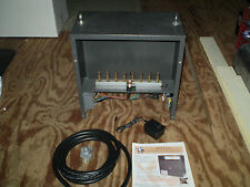 CAP c02 generator 8-burner (natural gas) NOT WORKING