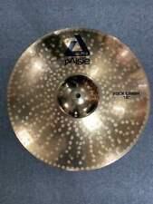 """Paiste 16"""" Alpha Rock Crash Cymbal New"""
