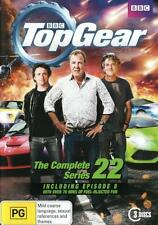 Top Gear: Series 22  - DVD - NEW Region 4