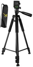 "60"" Tripod For Canon VIXIA HF R800 R700 R600 R82 R80 R72 R70 R62 R60 G30 &"
