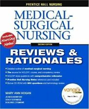 Prentice Hall Nursing Reviews and Rationales: Medical-Surgical Nursing by...