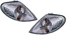 Nissan Almera N16 2000-2003 Clear Front Indicator Pair Left & Right