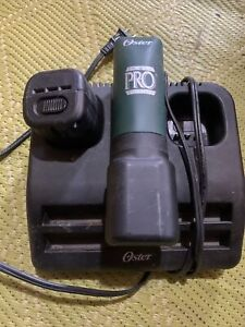 Oster Power Pro Cordless Clipper Kit  SEE DESCRIPTION
