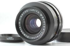 [Near MINT w/ Hood] Leica Leitz Wetzlar Elmarit R 35mm f/2.8 Lens 3Cam Japan