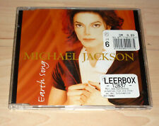 CD Maxi-Single - Michael Jackson - Earth Song