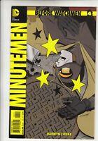 Before Watchmen Minutemen #4 Comic Book DC Fine