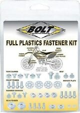 Bolt Full Plastic Fastener Kit for Suzuki 2008-14 RM-Z 450 RMZ450