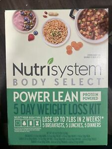 Nutrisystem® Body Select™ Power Lean 5 Day Weight Loss Kit 15 Meals