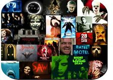 MOUSE PAD HORROR MOVIES COLLAGE