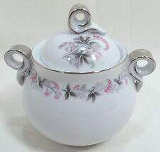 Vintage Sugar Bowl SEYEI NAGOYA  JAPAN  506  Fine China  White
