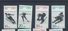 Sellos de Alemania. 1971 Juegos Olímpicos Juegos Olímpicos de Invierno Japón Estampillada sin montar (C821)
