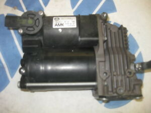 BMW SUSPENSION COMMPRESSOR EB-LV-2008-B 626 11  0720,USED NOISY BUT WORKING