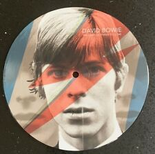 DAVID BOWIE THATS A PROMISE 7 INCH PICTURE DISC