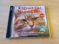 A Street Cat Named Bob 2CD Audiobook James Bowen