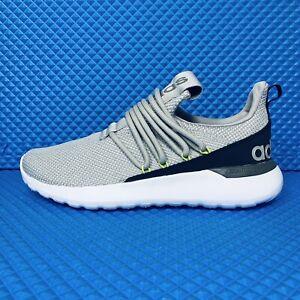 Adidas Lite Racer Adapt 3.0 Men's Athletic Shoe Grey Trainers Running Sneaker