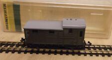 MINITRIX N 13254 Vagón Acompañamiento Tren de mercancías pwg 122 861