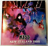 KISS – NEW ZEALAND 1980 – FINAL NIGHT OF THE UNMASKED TOUR - CD