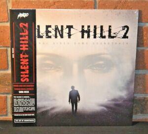 SILENT HILL 2 - Game Soundtrack, Ltd 180G 2LP COLORED VINYL Gatefold + OBI New!