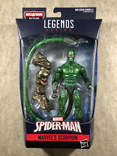 Marvel Legends Spider-Man: Scorpion (Molten Man BAF) 6? Action Figure 2018