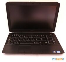 NOTEBOOK PC PORTATILE DELL LATITUDE E5530 i5 2.60GHz HDD 320GB RAM 4GB WIN7 PRO