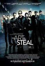 The Art of the Steal Original D/S One Sheet Rolled Movie Poster 27x40 NEW 2013