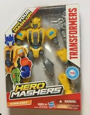 Transformers Prime Beast Hunters 2013 Hero Mashers Bumblebee New Hasbro