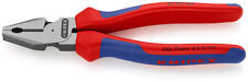 Knipex High Leverage Combination Pliers 180MM Comfort Grips