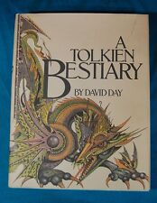 A Tolkien Bestiary by David Day Illustrated Ballantine Books 1979