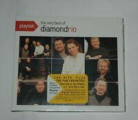 CD/THE VERY BEST OF DIAMOND RIO/Columbia 8869739000 2/SEALED NEU NEW
